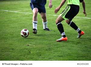 Kommunikation ist wie Fußball