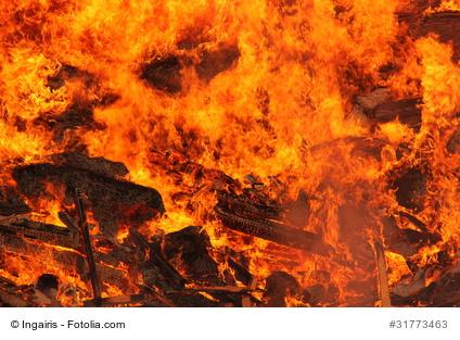 Fremdenfeindlichkeit ablehnen ist wie Feuer mit Öl löschen